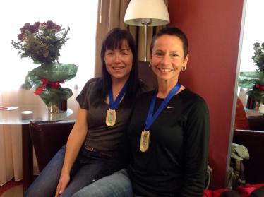 Susan & Suzanne 2
