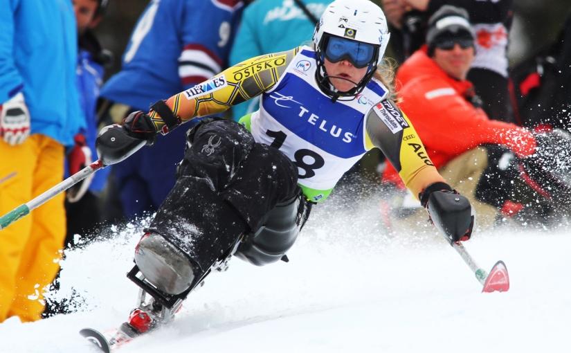 Portraits des Jeux paralympiques : KimberlyJoines
