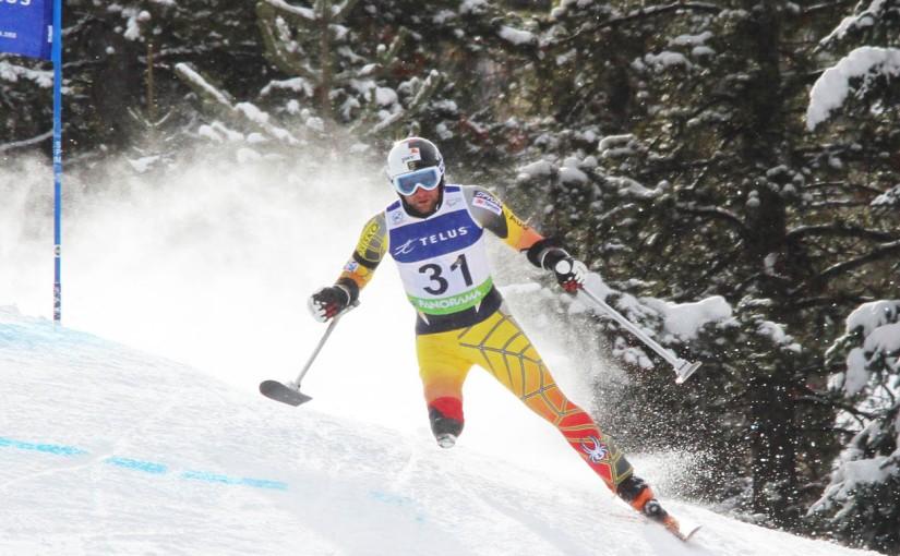 Portraits des Jeux paralympiques : MattHallat