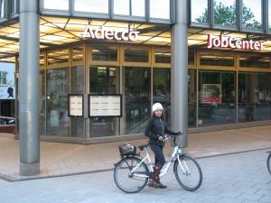 Agence Adecco à Munich