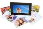 Cadre numérique comme cadeau pour clients