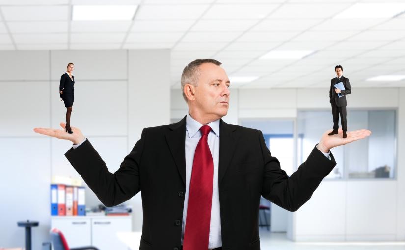 Ne laissez pas vos opinions personnelles triompher : embauchez en touteimpartialité