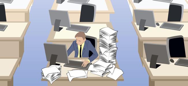 Les symptômes d'une pénuried'employés