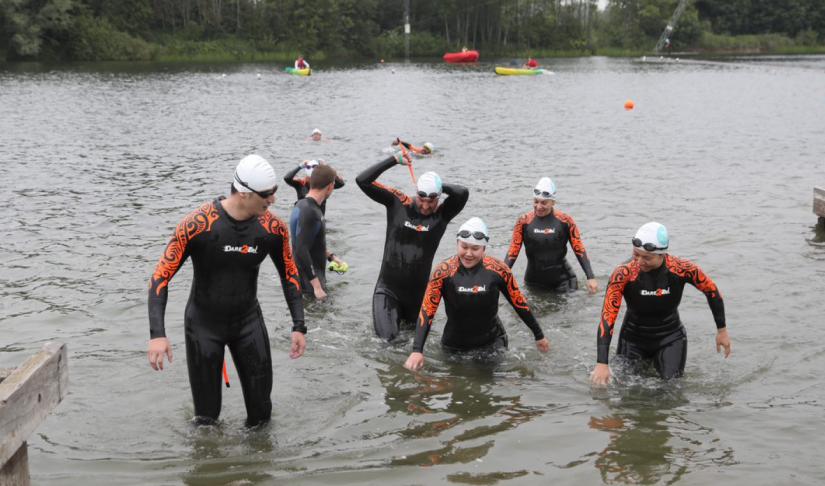 #Win4Youth : Des nouvelles du camp d'entraînement detriathlon