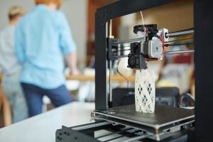 Imprimante 3D et article imprimé