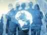 Image montrant les silhouettes de 5 personnes, surmontées d'un globe