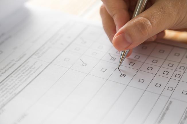 Formulaire de sondage