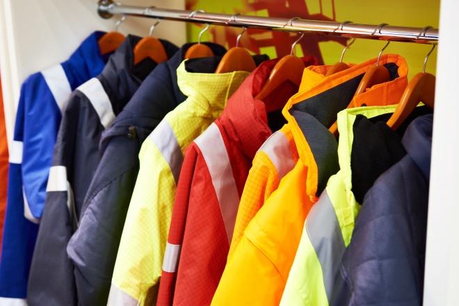Vestes de travail : santé et sécurité au travail