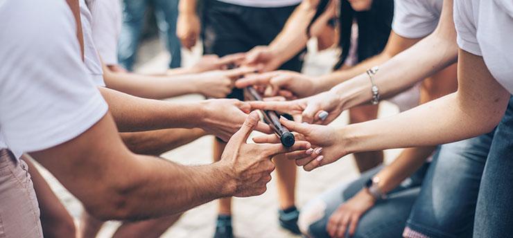 Activités d'équipe à l'extérieur : sortez pour resserrer les liens en2019