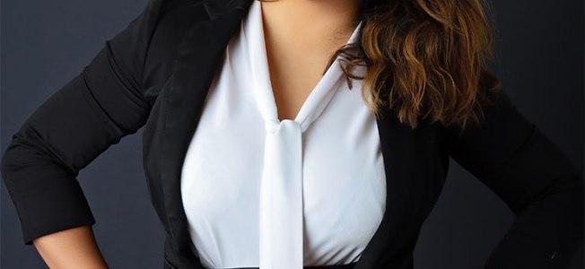 Voici Frances Doria, PDG pour un mois d'Adecco Canada.
