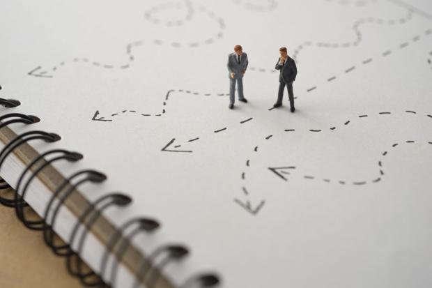 Évaluation d'une offre d'emploi: concept de décision commerciale